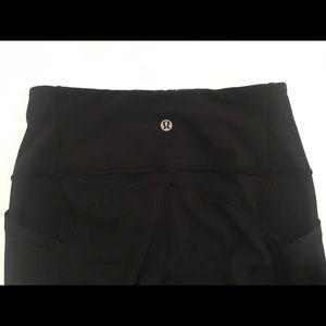 lululemon athletica Pants - Lululemon All The Right Places Pant - Black